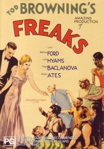 Theatrical poster for Freaks