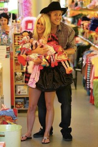"Spencer and Heidi ""shop."""