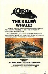 Theatrical Poster for ORCA