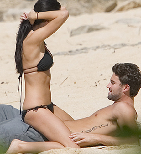 Brody Jenner Songstress Avril Lavigne and her new man