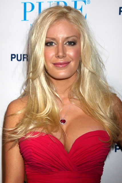 heidi montag body language