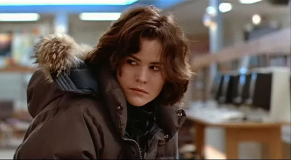 Consider, that Ally sheedy at a nude beach that