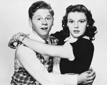 Mickey and JudyImage source:http://classicmoviechat.com/?tag=mickey-rooney