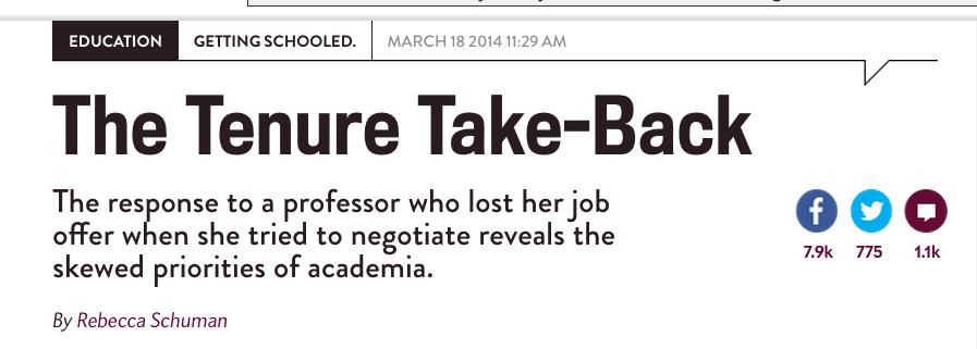 Understanding Your Academic Friend: Job Market Edition Part II (6/6)