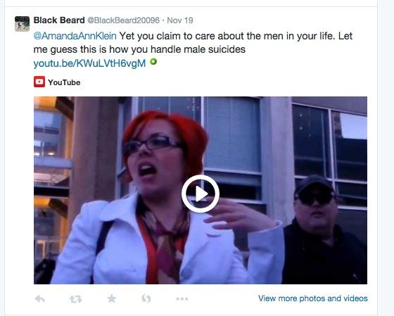Mascara Flavored Bitch Tears, or Why I Trolled #InternationalMensDay (6/6)