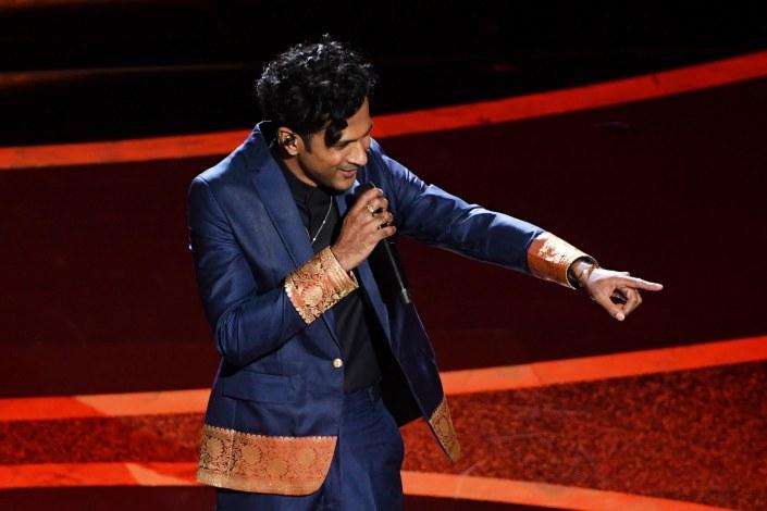 2020-Oscar-Show-Utkarsh Ambudkar-3